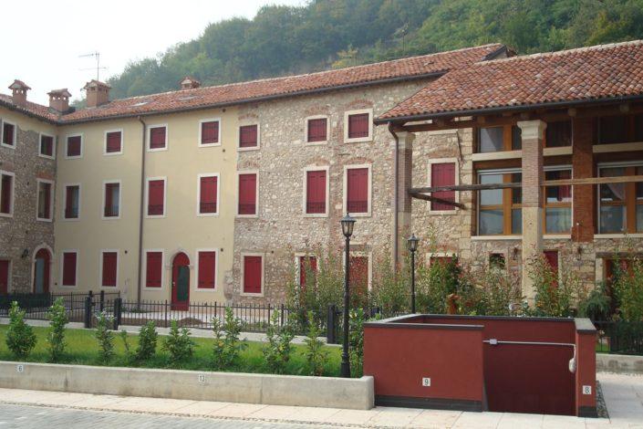 Scuri in legno - Montecchio Maggiore