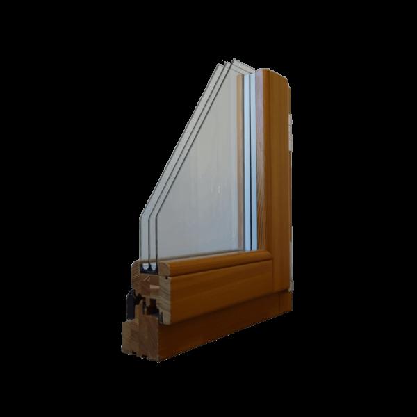 Serramento legno SILENT 78